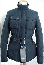 Brema SILVER VASO ST W FW LOGO Jacket Donna Giacca Giacca Invernale Tg 36 Nuovo + Etichetta