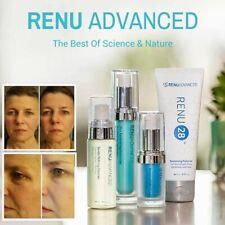 ASEA RENU28 Revitalising Gel 80ml & Cleanser Moisturiser Serum Anti-aging Set