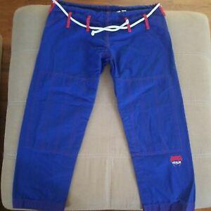 Venum Jiu-Jitsu Blue A1.5 Pants Quality Heavyweight