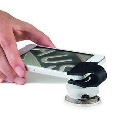 Makrolinse PHONESCOPE mit 60-facher Vergrößerung für Smartphones oder Tablet