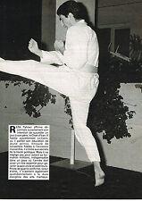 PUBLICITE ADVERTISING 045  1982  PRINCE REZA PAHLAVI  ( 1page)