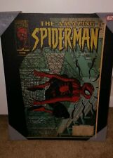THE AMAZING SPIDER-MAN NO. 28 MARVEL WALL ART 16'' x 20'' CANVAS PRINT
