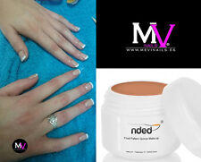 Gel Camuflaje 50 ml - gel profesional de camuflaje  XXL-  nails VALIDO UV Y LED