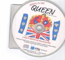 (DX920) Here's to the Queen, Andrew Oxspring - 2012 CD