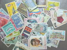 50 DIFFERENT MAURITIUS STAMP COLLECTION - LOT