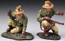 THOMAS GUNN WW1 BRITISH ALH001 AUSTRALIAN LIGHT HORSE OFFICER COMMAND SET MIB