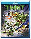 TMNT Blu-ray DVD NEW 2007 animated Teenage Mutant Ninja Turtles Movie BILINGUAL