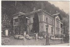 Reklame Ak Villa Emma Bad Schandau Sächsische Schweiz Penndorf um 1910/20 !
