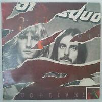 Status Quo – Live Label: Vertigo – 6641 590 Format: 2 × Vinyl, LP, Album, Germ