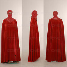 Star Wars Red Royal Guard Robe Cosplay Costume