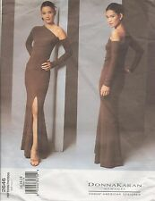 out-of-print:  Vogue pattern 2646 DONNA KARAN, sizes 14-16-18, Gr. 40-42-44