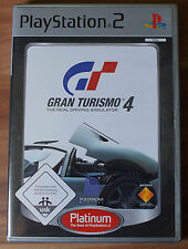 Gran Turismo the real Driving Simulator Platinum para PlayStation 2 ps2 top! (aa5)