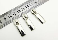 New Metal Zipper Slider Pullers #5 Molded for Luggage repair replace K022
