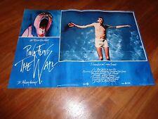 FOTOBUSTA  1982 THE WALL Pink Floyd Alan Parker Bob Geldof Roger Waters,Gilmour