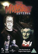 THE MUNSTER'S REVENGE DVD Bob Hastings monsters munsters UK Film R2 Movie