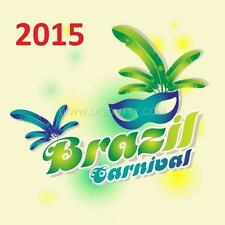 BRAZIL Rio CARNIVAL PARADE 2015 - 12 DVD - Complete Parade