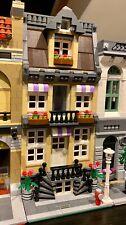 Lego Custom Modular Building Town House Like 10251 10246 10197 city MOC 531