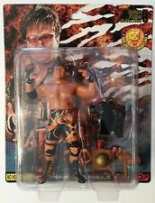 Satoshi Kojima Charapro NJPW Deluxe Figure Collection 5 w/Entrance Attire MOC