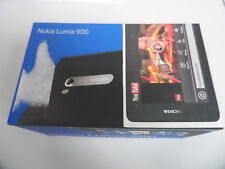 Nokia  Lumia 900 - Schwarz *Mit Simlock! A1 Austria1* Smartphone E3601