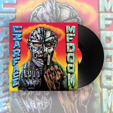 Czarface & MF Doom Food Czarface Meets Metal Face Black Vinyl LP CONFIRMED