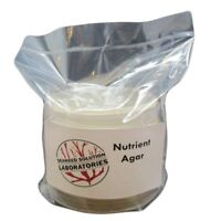 Sterilized Nutrient Agar 5, 100mm x 15mm Plates