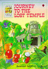 Good, Journey to the Lost Temple (Puzzle Adventures), Leigh, Susannah, Book