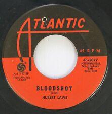 Jazz 45 Hubert Laws - Bloodshot / Let Her Go On Atlantic