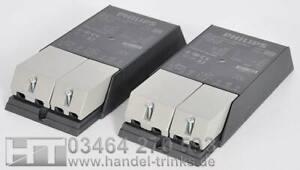 NEU 2 Stück PHILIPS 35W EVG Vorschaltgerät HID-AV 35/I CDM HQI 9137006805