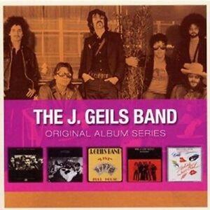 J. Geils Band - Original Album Series (5 Pack) [CD]
