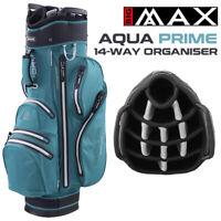 Big Max Aqua PRIME 14-Way Waterproof Golf Cart Bag Storm Grass - NEW! 2021