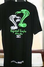 Racquetball Tournament Next Level T-Shirt Black Cotton Shirt Mens size Large L