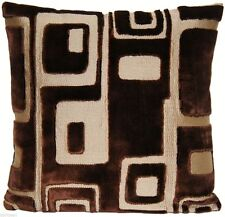 Velvet Abstract Decorative Cushions