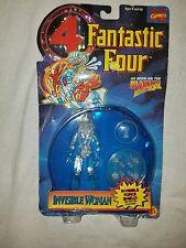 Marvel Comics Action Hour Invisible Woman  Fantastic Four. Toy Biz