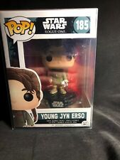 2017 Funko Pop Star Wars Rogue One Young Jyn Erso #185