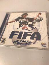 PC Windows Game ~ FIFA 2001 ~ Soccer Fun ~ 17 Leagues Super Fun