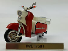 1/24 Atlas Iwl Troll1 Red/White