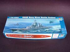 Trumpeter 05707 1/700 USSR Navy Kirov Battle Cruiser