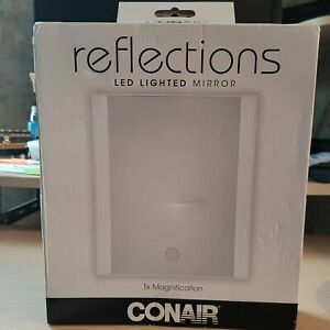 Conair Reflections LED Lighted Adjustable Mirror