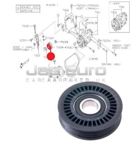 FOR SUBARU FORESTER IMPREZA AIR CON A/C BELT TENSIONER IDLER PULLEY