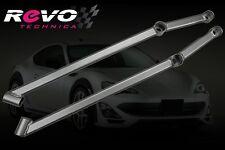 2013-2015 FR-S FRS BRZ GT86 Rear Lower Mid Frame Member Brace I REVO pair