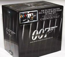 James Bond Ultimate Edtion Collectors Set 007 (42 DVD) - BRAND NEW - SEALED RARE