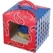 Puppy Cupcake Boxes Loot TREAT Favor APPLES Cookies G-35