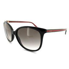 Gucci Damen-Sonnenbrillen aus Metall mit Verlaufs