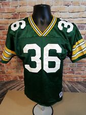 Leroy Butler #36 Vintage Green Bay Packers NFL Football Jersey Youth Size Medium