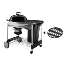 Barbecue WEBER PERFORMER DELUXE GBS Ø57 + griglia ghisa Gourmet OMAGGIO