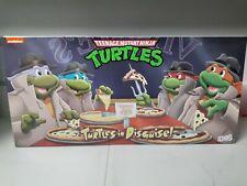 Neca Teenage Mutant Ninja Turtles Turtle In Disguise 4 Pack Target Exclusive 🔥