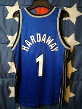 SIZE 40 Orlando Magic NBA Basketball Shirt Jersey Champion Hardaway #1