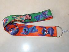 """Disney Parks Authentic - Lilo Stitch 22"""" Pin Lanyard Extra Wide - NEW"""