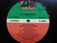 CLUBHOUSE-Deep in My Heart