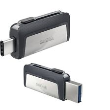 SanDisk 128GB Ultra Dual USB TYPE-C 128G 150MB/s USB 3.1 Flash Drive SDDDC2-128G